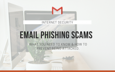 Email Phishing Scams: What You Need to Know & How To Prevent It