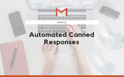 Auto Replies in Gmail