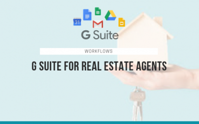 G Suite for Real Estate Agents