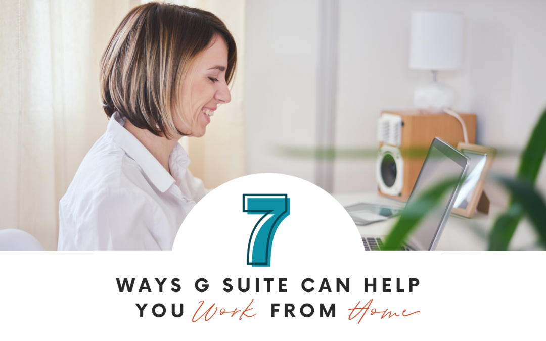 Work from Home with G Suite
